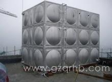 30吨消防备用水箱不锈钢材质