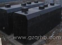 箱子样式的污水处理设备