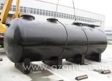 圆柱体污水处理设备