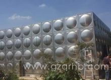 乾荣环保-不锈钢水箱