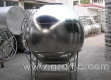 怎么算球形水箱表面积